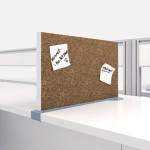 Corkboard Dividing Screens